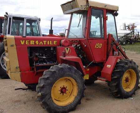 Hilo de tractores antiguos. - Página 4 Versatile_150