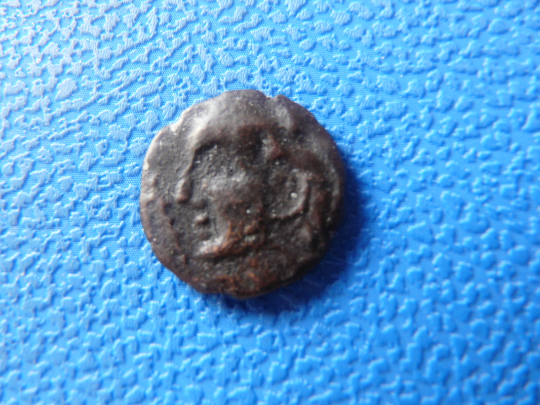 Moneda de Gades, semis? P1750514