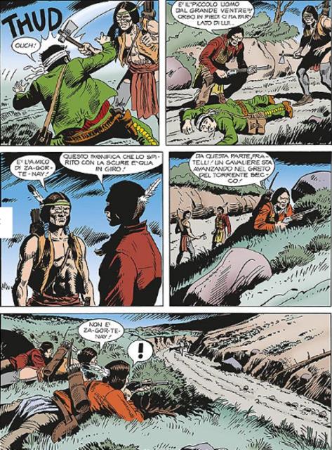 Terra selvaggia (n.530/531/532) Cassaro