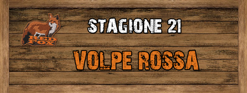 Volpe Rossa - ST. 21 VOLPE_ROSSA