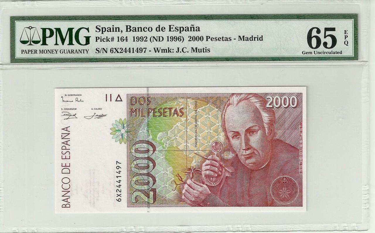 2000 pesetas 1992 serie 6X (última emitida) Escanear0001