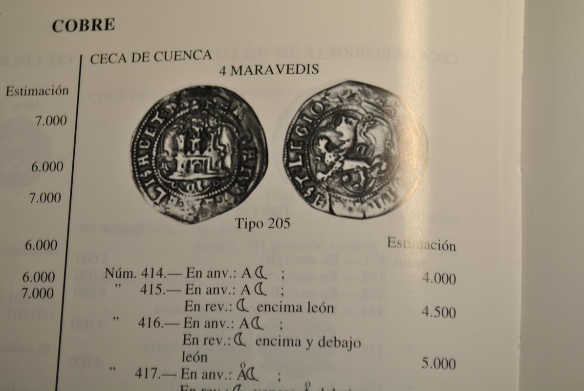 Cuatro maravedis, Reyes Catolicos, Cuenca DSC_7505