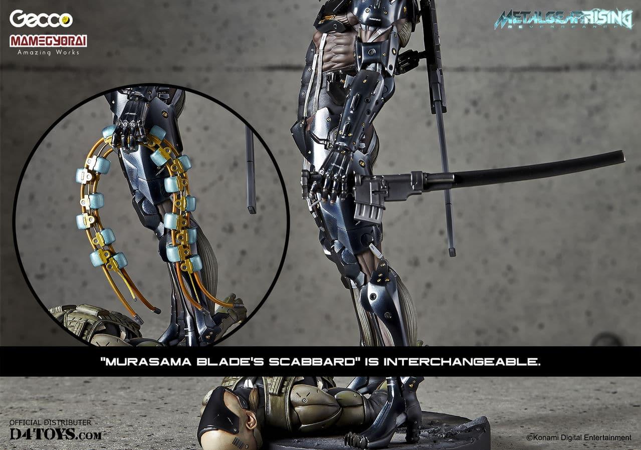 [Gecco,  Mamegyorai] Metal Gear Rising: Revengeance - RAIDEN White Armor 1/6 - SDCC2015 Exclusive - Página 2 D4_op03