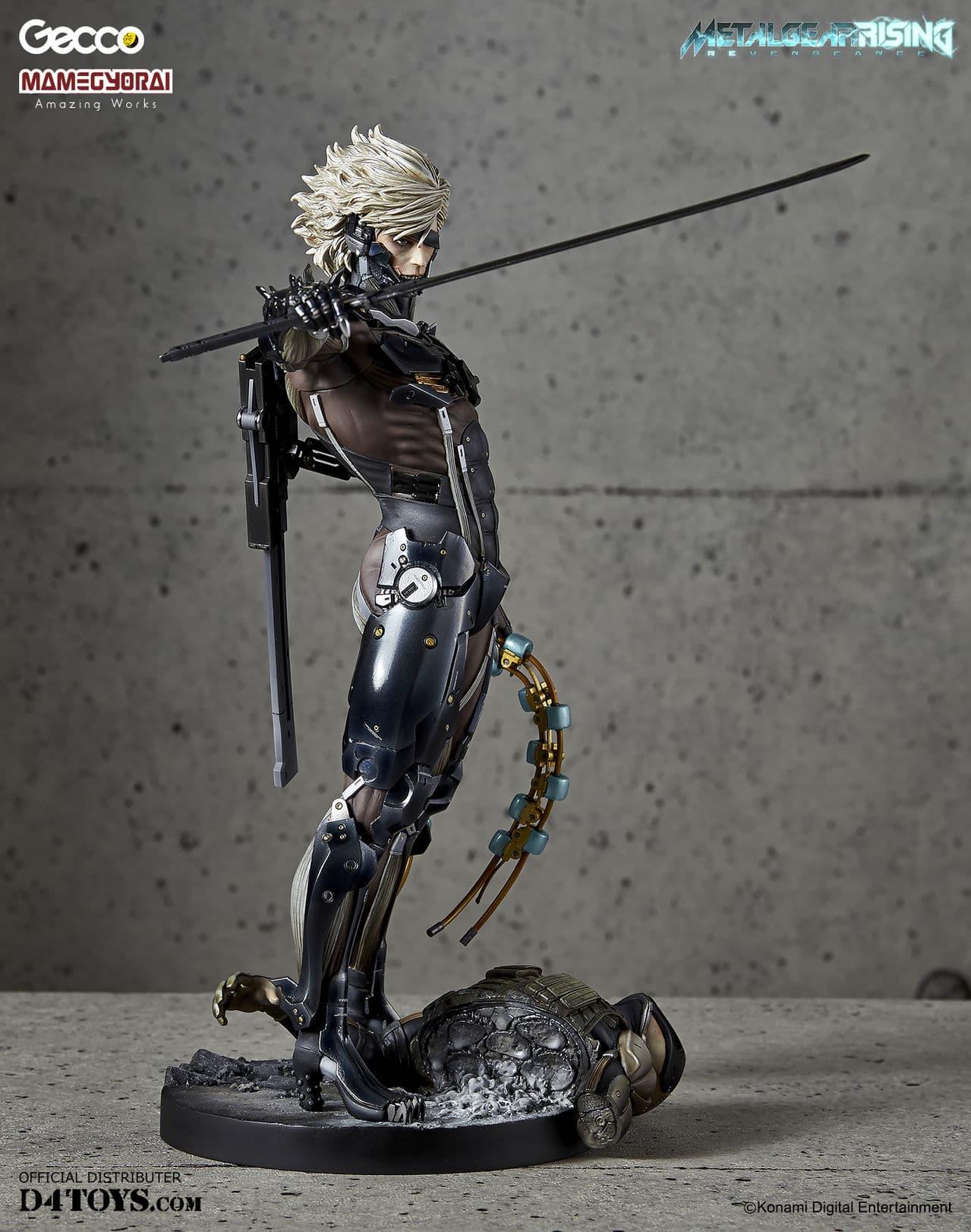 [Gecco,  Mamegyorai] Metal Gear Rising: Revengeance - RAIDEN White Armor 1/6 - SDCC2015 Exclusive - Página 2 D4_010