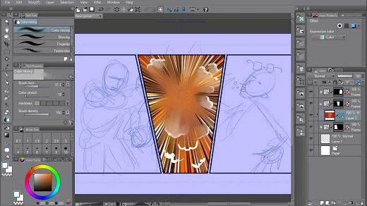 Clip Studio Paint EX 1.8.2 (x64) Multilingual Image