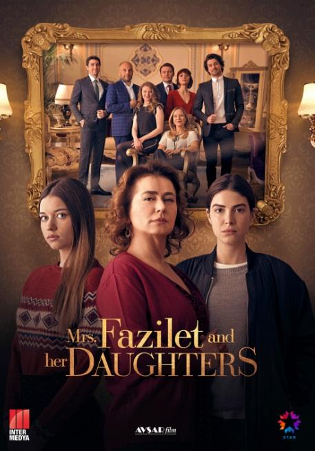 ქალბატონი ფაზილეთი და მისი ქალიშვილები // Fazilet Hanım ve Kızları #1 Asd