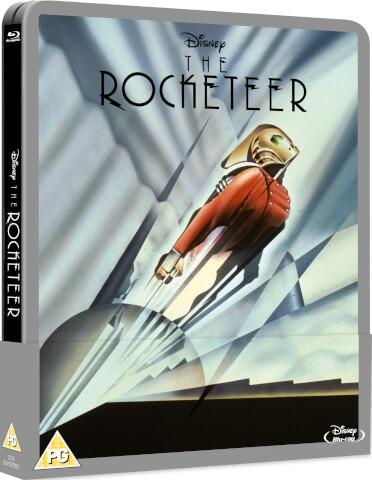 Rocketeer - Zavvi Exclusive Lenticular Edition Steelbook  11369739-3574436649145740
