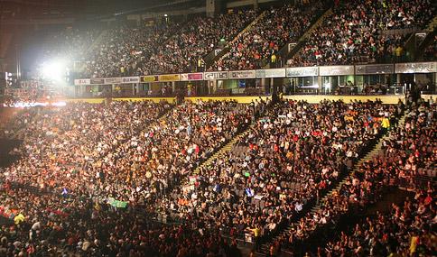 True Talent Fighting: Fighting Spirit April 27, 2015 Crowd%202