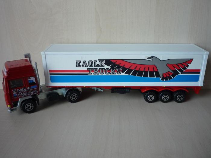 N°3055 Volvo Porte Container. 4599561