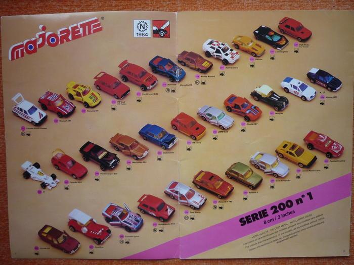 1984 DIN-A-4 Catalogue 4703251