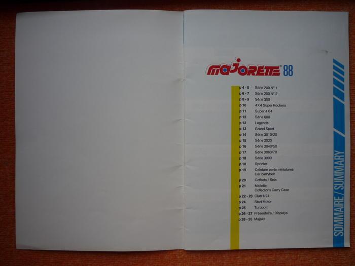 1988 DIN-A-4 Catalogue 4707743