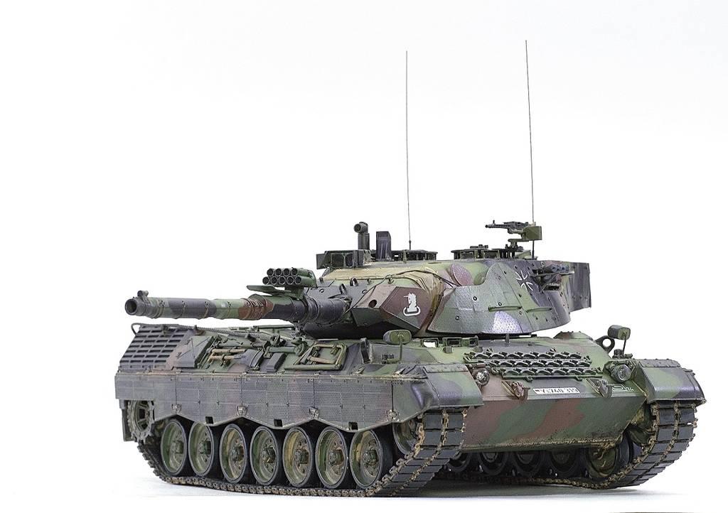Leopard 1A5 Meng 1/35 O8L3z