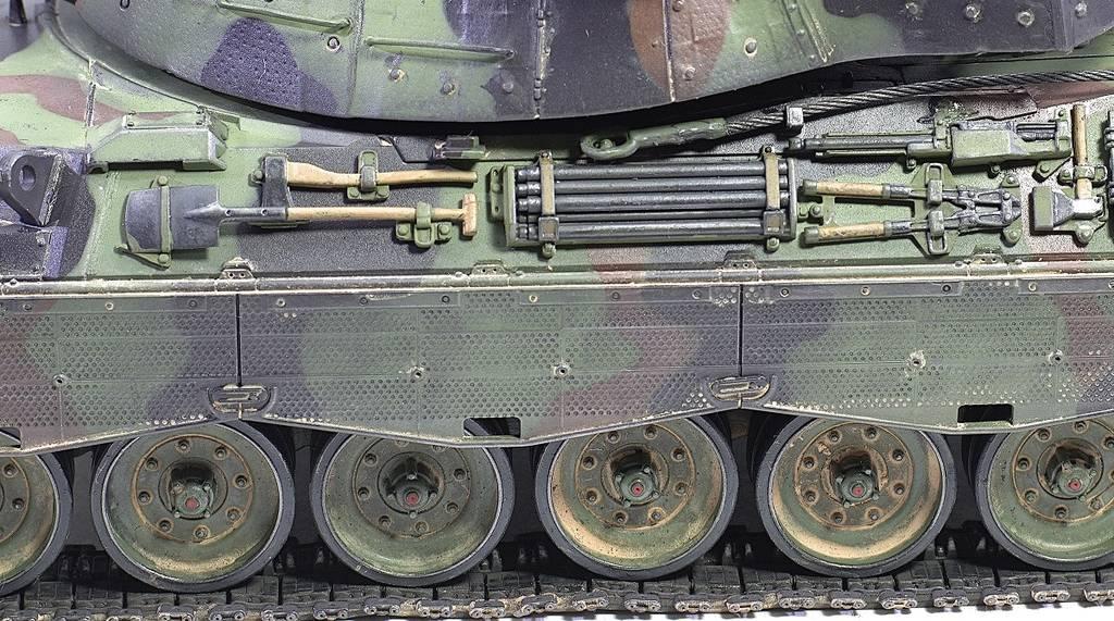 Leopard 1A5 Meng 1/35 Gd67e