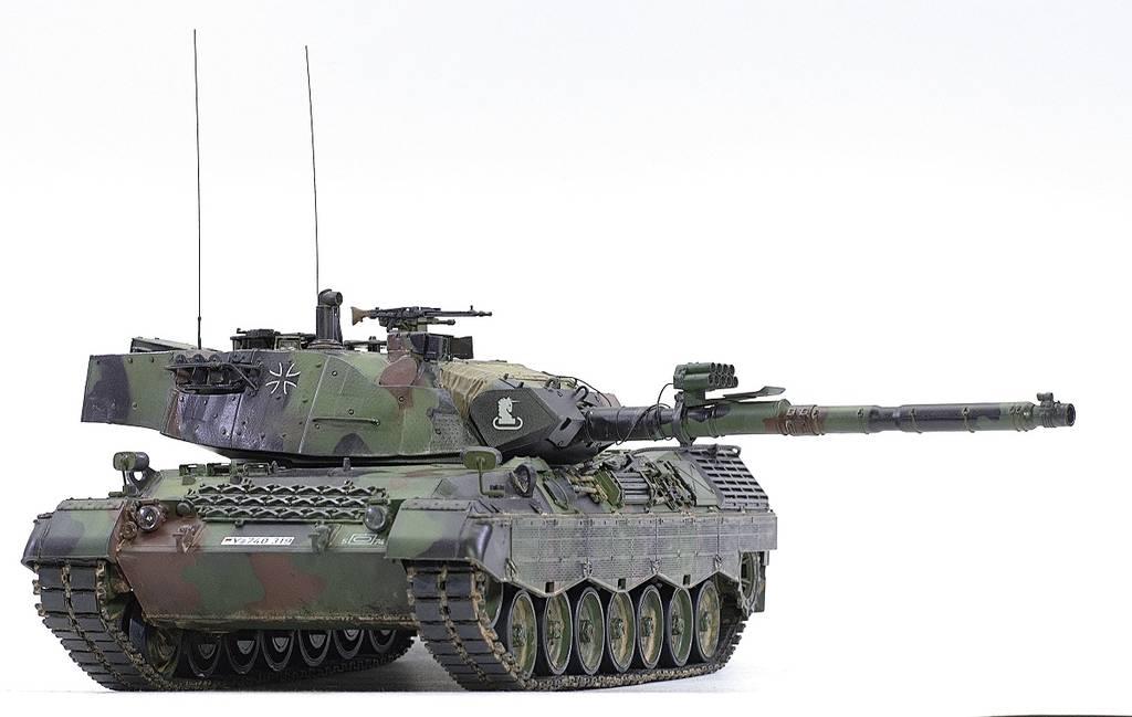 Leopard 1A5 Meng 1/35 SrOKP