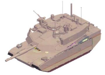 M1 Abrams Discussion Thread: CcrgM