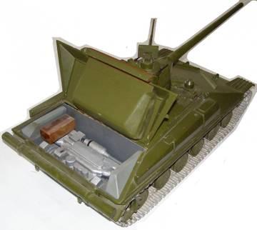 «Объект 450» - средний танк (проект) JuxaT
