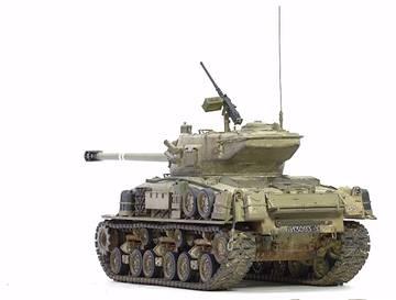 M51 Super Sherman. Tamiya 1/35 TBlQ8