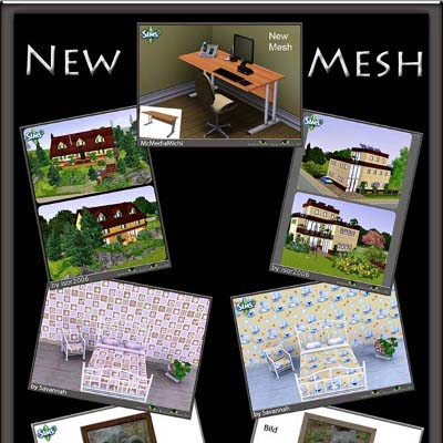 Blacky's Sims Zoo Update Sims3 12.07.2010 Lrfnrgjr