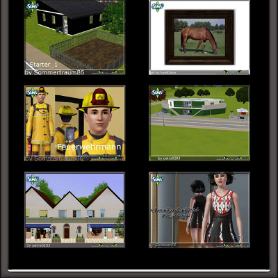 Blacky's Sims Zoo Update Sims3 12.07.2010 98jkxbws