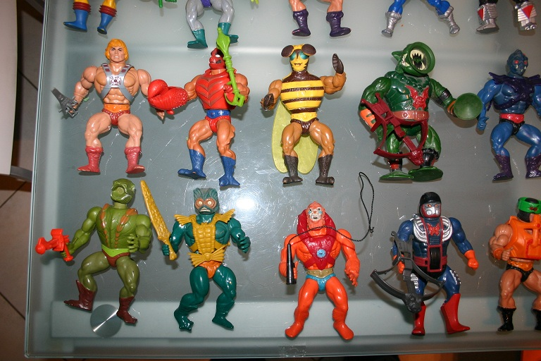 Lotto personaggi MOTU MASTERS OF THE UNIVERSE I895663_1