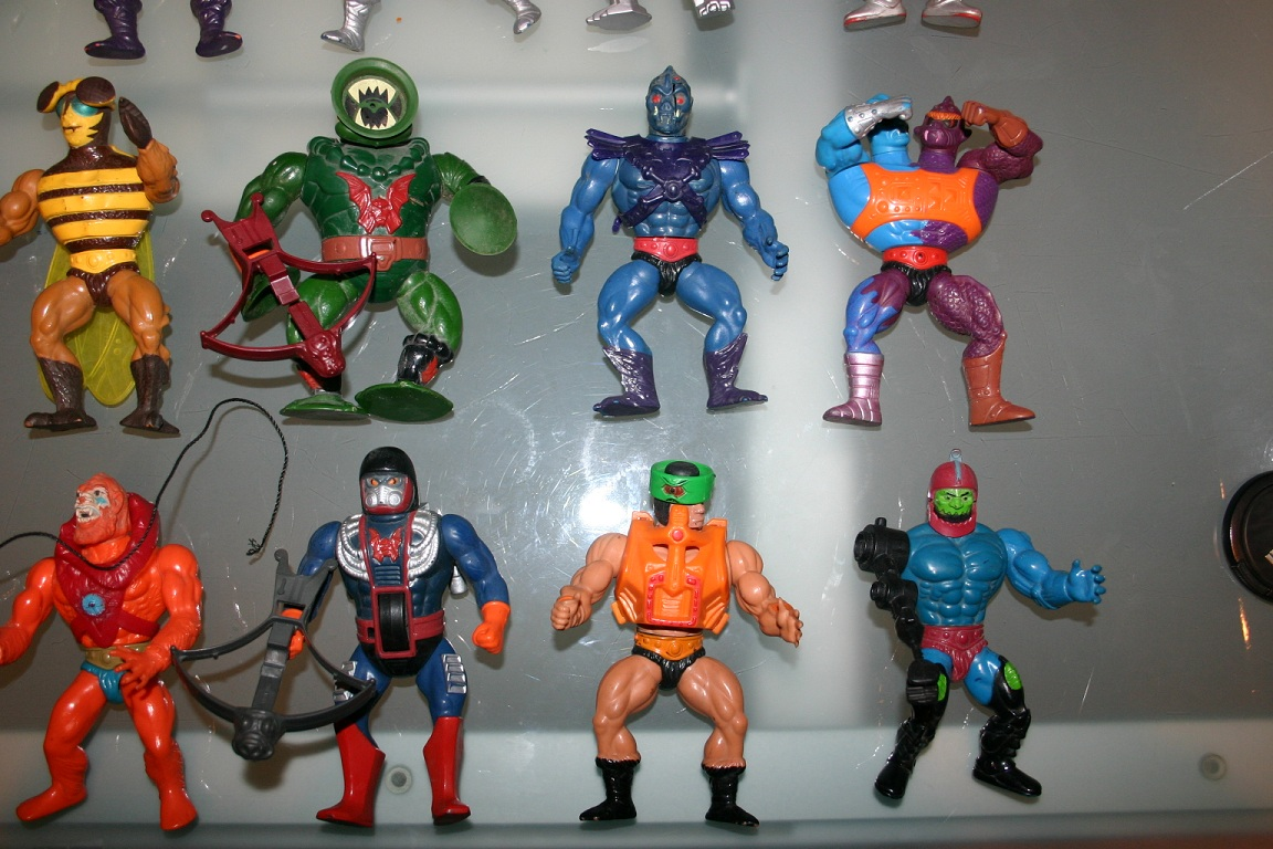 Lotto personaggi MOTU MASTERS OF THE UNIVERSE I895664_2