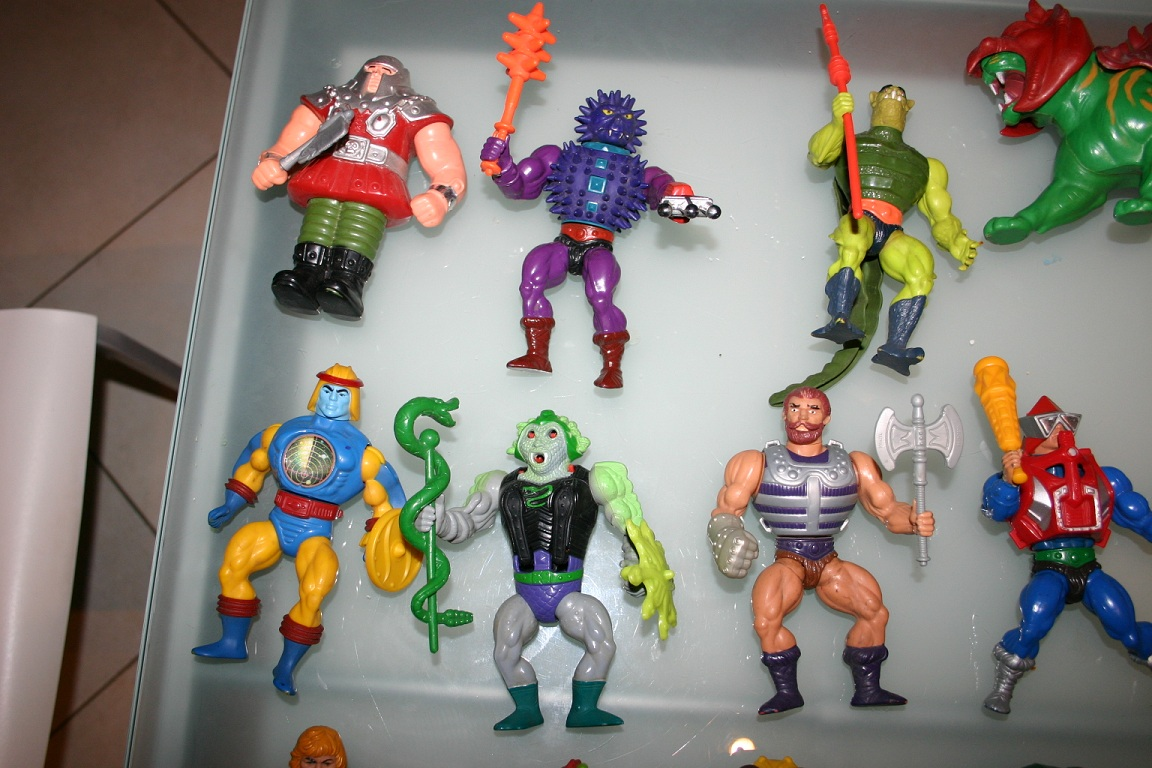 Lotto personaggi MOTU MASTERS OF THE UNIVERSE I895666_4
