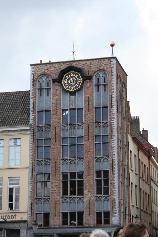 1 Patagón 1655. Felipe IV. Brujas. La Capital del Condado de Flandes. IMG_4830