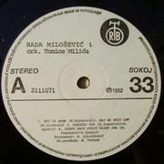 Radmila Vasiljevic Milosevic -Diskografija W_PL_B_2