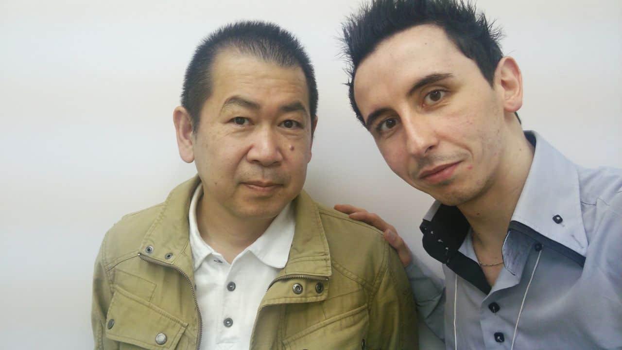 Interview Yu Suzuki Image