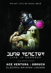 17/10Juno Reactor LIVE in Concert - Electric Brixton, London 10660828_10154667078470145_576541467_n