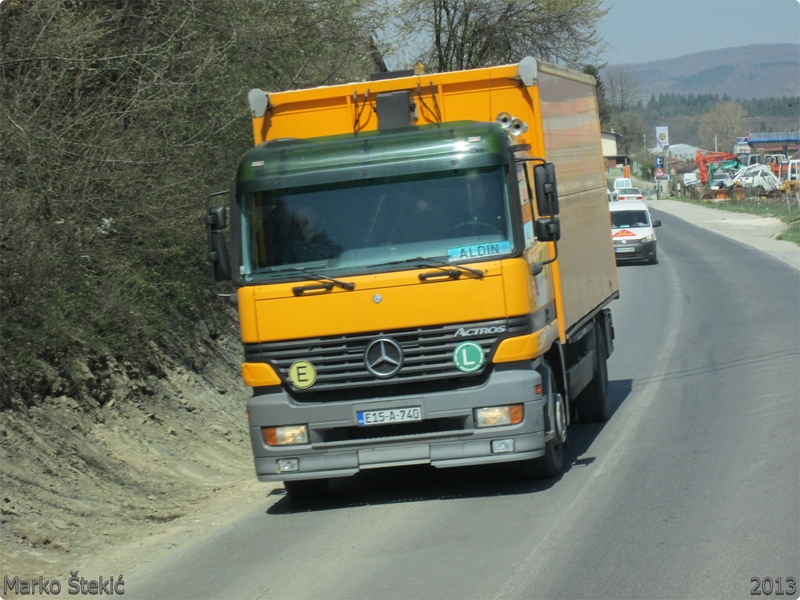 Actros Mp1  IMG_2483