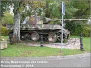 "Немецкий тяжелый танк PzKpfw V Ausf.G  ""Panther"",  rue D'Erezee, Manhay, Belgique Panther_Manhay_225"
