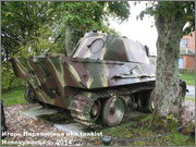 "Немецкий тяжелый танк PzKpfw V Ausf.G  ""Panther"",  rue D'Erezee, Manhay, Belgique Panther_Manhay_221"