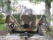 "Немецкий тяжелый танк PzKpfw V Ausf.G  ""Panther"",  rue D'Erezee, Manhay, Belgique Panther_Manhay_218"