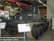 Немецкий легкий танк Panzerkampfwagen 38 (t)  Ausf G,  Deutsches Panzermuseum, Munster Pzkpfw_38_t_Munster_001