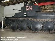 Немецкий легкий танк Panzerkampfwagen 38 (t)  Ausf G,  Deutsches Panzermuseum, Munster Pzkpfw_38_t_Munster_007