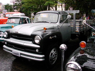 Vintage camion in vendita in Brasile Chevrolet_6500_1958