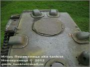Советский тяжелый танк КВ-1, завод № 371,  1943 год,  поселок Ропша, Ленинградская область. 1_191