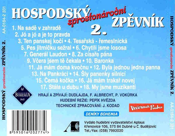 Hospodské Sprostonárodní Písničky Sprosta_2-1