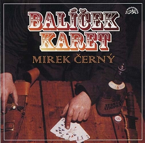 Miroslav Černý - Baliček karet /320) Karet11