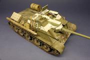 СУ-85 средних выпусков, 1/35, MiniArt,   Берлин 1945 MG_6120