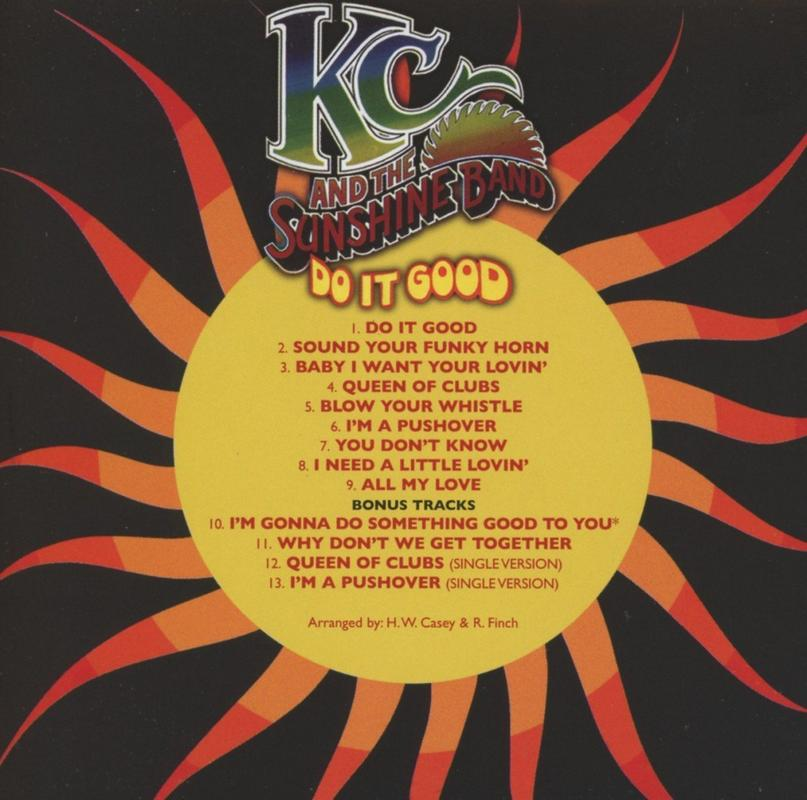 KC and The Sunshine Band Image