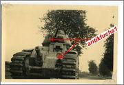 Камуфляж французских танков B1  и B1 bis 209758111