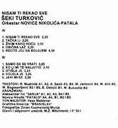 Seki Turkovic - Diskografija Seki_Turkovic_1992_kz