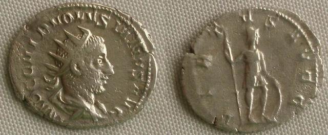 El Antoniniano 0antvolvirtvs
