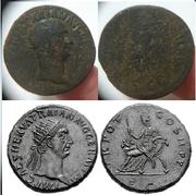 Dupondio de Trajano. Image