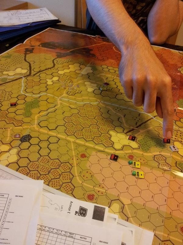 Operación de Castigo en Astrokaszy - La caza de Menguele 20160820_202923