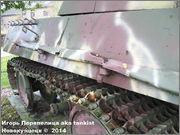 "Немецкий тяжелый танк PzKpfw V Ausf.G  ""Panther"",  rue D'Erezee, Manhay, Belgique Panther_Manhay_203"