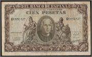 100 Pesetas 1940 (Cristobal Colón) KGr_Hq_N_m_EFIr_Ii_Vd8_RBSL3_Me_Qh_Q_60_58