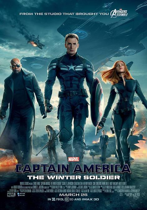 Capitán América: El Soldado de Invierno (2014) Captain_america_2_poster_1